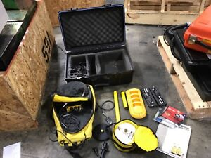 Trimble Navigation Gps Pathfinder Tdc1 Data Collector Field Kit W Case