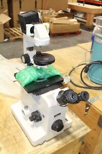 Nikon Diaphot Phase Contrast 2 Microscope