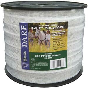 Electric Fence Poly Tape 1 Each