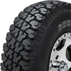 4 New Cooper Discoverer S t Lt235 75r15 Load C 6 Ply A t All Terrain Tires