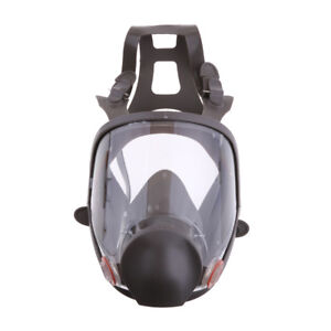 Multi choice Full Face Respirator Gas Mask Paint Chemical Formaldehyde