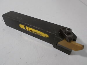 Kennametal Nsl 164d Indexable Toolholder 1 Square Shank 6 Oal