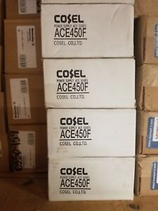 New Cosel Ace450f Power Supply 9 Available