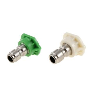 Twinkle Star Pressure Washer Spray Nozzle Tips Degrees G1 4 Quick 40 25