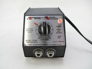 American Beauty 105 a3 100w Soldering Thermal Wire Stripping 110 120 Vac 50 60hz