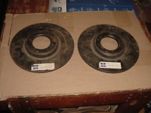 2 Nos Stanpart Front Brake Rotors Triumph Herald Spitfire Type 12 14 Calipers