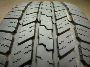 Goodyear Wrangler Sr A 275 55r20 111s Used Tire 8 9 32 53487