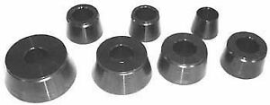 Hunter Wheel Balancer 40mm Shaft Low Profile Taper 7 Cone Set New
