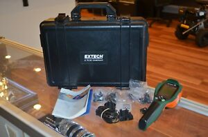 Extech I5 Compact Thermal Imaging Camera W Hard Case Accessories Free Ship
