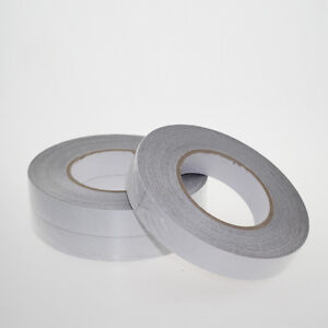 50m Single Adhesive Double sided Conductive Cloth Fabric Duct Tape Emi 0 5 10cm