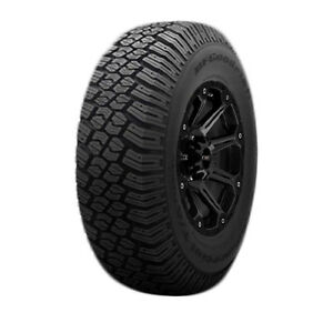 4 New Lt265 75r16 Bf Goodrich Commercial T A Traction 123r E 10 Ply Bsw Tires