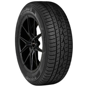 4 new 235 45zr17 R17 Toyo Celsius 97v Xl Tires