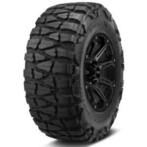 4 New 37x13 50r18lt Nitto Mud Grappler 124p D 8 Ply Bsw Tires