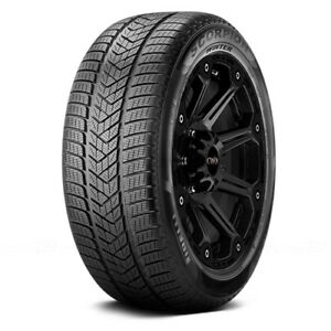 2 225 65r17 Pirelli Scorpion Winter 106h Xl 4 Ply Bsw Tires