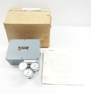 Moore 72lp315 Pneumatic Valve Positioner