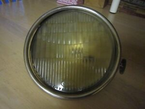 Antique 1929 Model A Ford Twolite Headlamp Assembly No 1604935