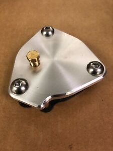 Gm Powerglide Billet Servo Cover W hardware Tsr Racing Products free Ship