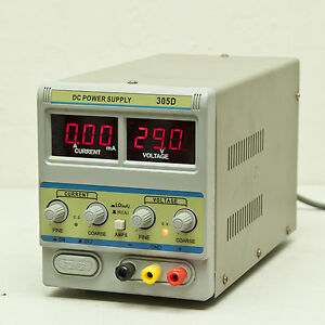Digital Switching Dc Power Supply 305d 110 V ac