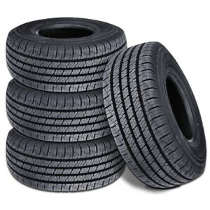 4 Lionhart Lionclaw Ht P215 70r16 99t All Season Performance Truck Suv Tires
