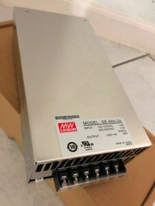 Mean Well Se 600 24 24v 600w Power Supply