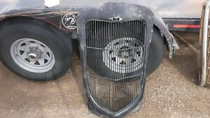 1935 1936 Ford Pickup Truck Original Grill Cool Patina Hot Rat Rod Old Custom