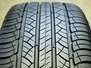 2 Michelin Latitude Tour Hp 235 55r17 99h Used Tire 8 9 32 77831