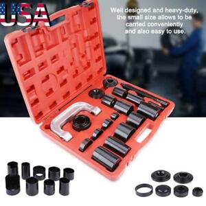 21pcs Ball Joint Service Auto Tool Kit 2wd 4wd Car Repair Remover Installer Us