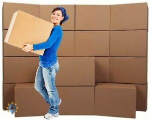Moving Boxes Kit Wardrobe Heavy Duty Large Supplies Cardboard Storage Packing