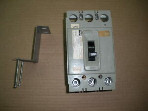 Federal Pacific Nejh233150 Molded Case Circuit Breaker 150a 240v 3 Pole 2 Avail