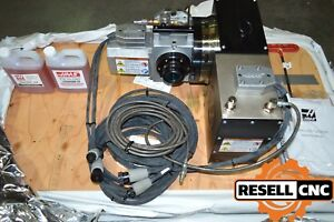 Haas T5c 4th Axis Rotary Table W Tilting 5c Indexer