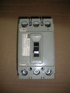 Federal Pacific Nejh233175 Molded Case Circuit Breaker 175a 240v 3 Pole