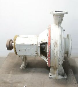 Ahlstrom App53 100 Centrifugal Pump 4in X 8in