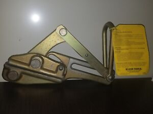 New Klein Tools 1656 40 Chicago Grip For Bare Wire 5 To 7