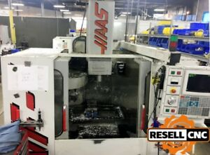 1998 Haas Vf 1b Cnc Vertical Mill