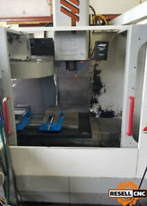 1999 Haas Vf 2 Cnc Vertical Mill