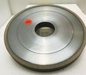 Borazon Grinding Wheel gen ind diamond usa 1a1 8 X 3 4 X 2 X 1 4 Cb100