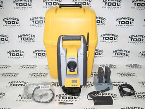 Trimble Rts873 Dr 3 2 Hp Robotic Total Station W New Charger Case Sps S5 S6