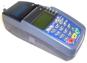 Verifone Vx610 Gprs Wireless Credit Card Terminals sold As Is