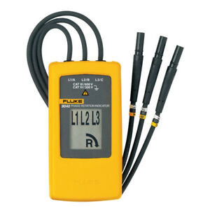 Fluke 9040 Digital Phase Rotation Indicator Tester Meters