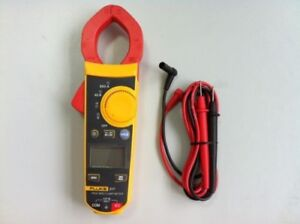 New Fluke F317 F317c Digital Clamp Meter Volt Amp Rel True Rms