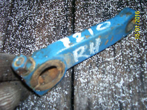 Vintage Ford 1210 3 Cyl Diesel Tractor rh Spindle Arm