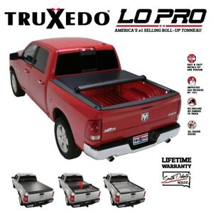 530601 Truxedo Lo Pro Qt Tonneau Cover For Honda Ridgeline Bed 2017 2019