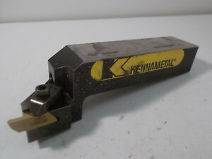 Kennametal Nsr dh 203d Indexable Toolholder 1 X 1 1 4 Shank 6 Oal