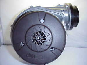 Ebmpapst Rg128 1300 3612 115vac Centrifugal Fan Gas Blower New free Shipping