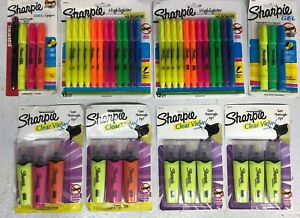 Sharpie Highlighter Bundle 42 Total Highlighters Brand New