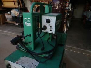 Linde Mig M31 Welding Wire Feeder Only Used For Metal Art Home Diy Projects