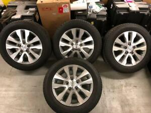 2013 2017 Toyota Tundra Stock Wheels And Tires Used