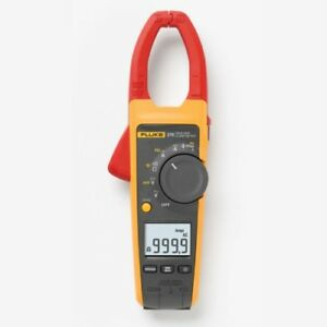 Fast Arrival Fluke F376 True rms 1000a Ac dc Clamp Meter With Iflex Replace