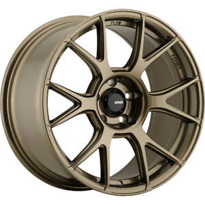 Konig Ampliform 19x9 5 5x114 3 5x4 5 35mm Bronze Wheels Rims Am99514358