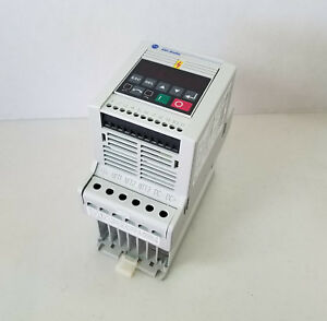Allen Bradley 160 ba01nps1p1 Ser C 160 Ssc Variable Speed Controller W 160 p1
